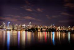 Deadman's Island, Stanley Park, Vancouver Stock Photo