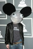 Deadmau5. At the 51st Annual GRAMMY Awards. Staples Center, Los Angeles, CA. 02-08-09 Royalty Free Stock Images