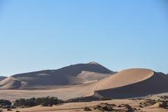 Deadvlei - la Namibie - 2017 Photos stock