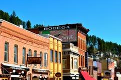 Deadwood Dakota del Sur Foto de archivo libre de regalías