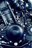 deails parowozowy motocyklu sport Obraz Royalty Free