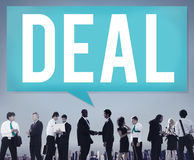 Deal Achievement Cooperation Solution Collaboration Concept Stock Photo