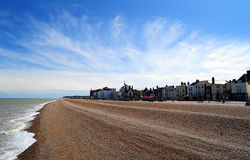 Deal beach Kent Stock Photo