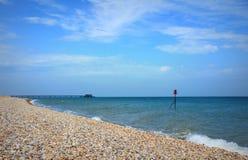 Deal beach Kent UK Royalty Free Stock Image