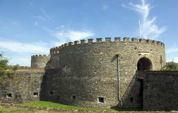 Deal Castle. On the Kent Coast Englad Stock Photography