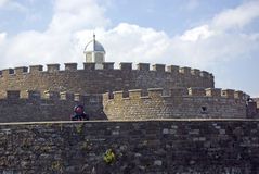 Free Deal Castle Battlements Stock Photos - 20661443
