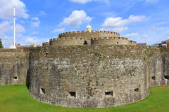 Deal castle Kent England Royalty Free Stock Image