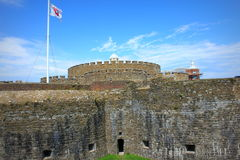 Deal castle Kent UK Royalty Free Stock Photography