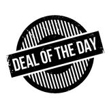 Deal Of The Day rubber stamp Royalty Free Stock Photo