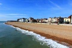 Deal seafront Kent England UK Royalty Free Stock Photos