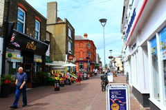 Deal town High street England Stock Image