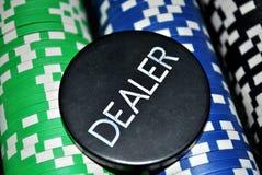 Dealer Stock Image