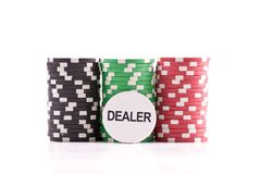 Dealer Royalty Free Stock Image