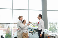 Dealership Stock Photography