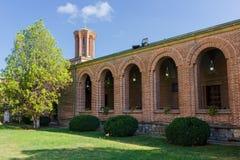 Dealul monastery in Dambovita county Romania Royalty Free Stock Image
