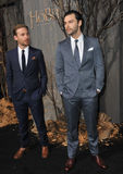 Dean O'Gorman & Aidan Turner Stock Photography