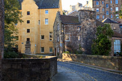 Dean Village Stock Image