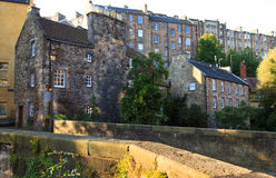 Dean Village Royalty Free Stock Images