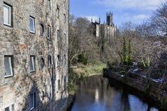 Dean village in Edinburgh Royalty Free Stock Photography