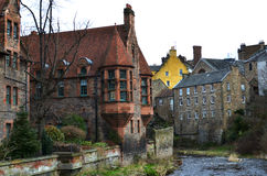 Dean Village Royalty Free Stock Image