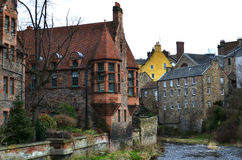 Dean Village Stock Photography