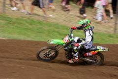 Dean Wilson at Unadilla royalty free stock photo