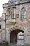 Deanery Gatehouse. & Vicar's Dinning Hall at south end of Vicar's Close Royalty Free Stock Photos