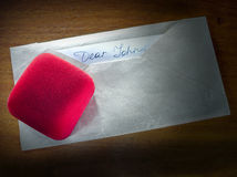 Dear John letter Royalty Free Stock Photography