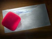 Dear John letter royalty free stock photography