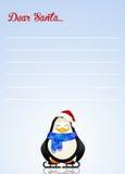 Dear Santa Claus. Illustration of Dear Santa Claus Royalty Free Stock Image