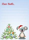 Dear Santa Claus Royalty Free Stock Image