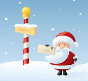 Dear Santa Royalty Free Stock Image