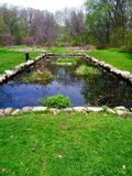 Dearborn Pond Royalty Free Stock Photo