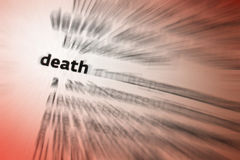Death Royalty Free Stock Photos