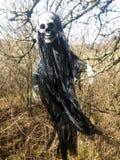 Death bone man Royalty Free Stock Photography