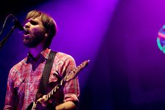 Death Cab for Cutie Royalty Free Stock Photography