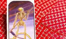 Death card Stock Photos