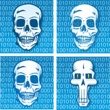 Death code Stock Photos