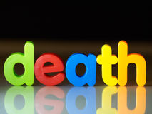 Death concept Stock Image