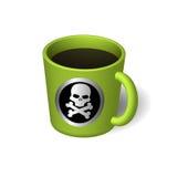 Death_cup Стоковые Изображения RF