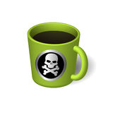 Death_cup Royalty Free Stock Images