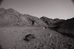 Death desert Stock Photos