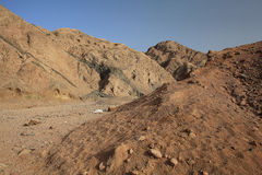 Death desert Royalty Free Stock Photos