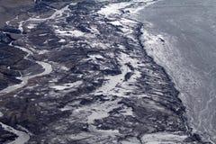 Death of a glacier 1 Royalty Free Stock Photos