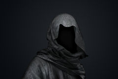 Death in the hood concept royalty free stock photos