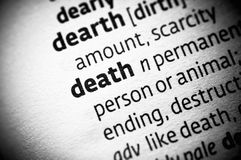 Death Stock Photography