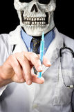 Death MD Royalty Free Stock Photo