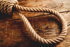 Death penalty Royalty Free Stock Images