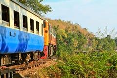 Death Railway Stock Photos