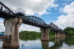 The Death Railway Bridge Stock Image